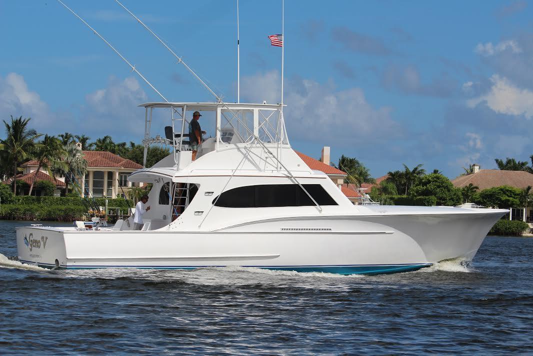 Geno Charters sunset cruise