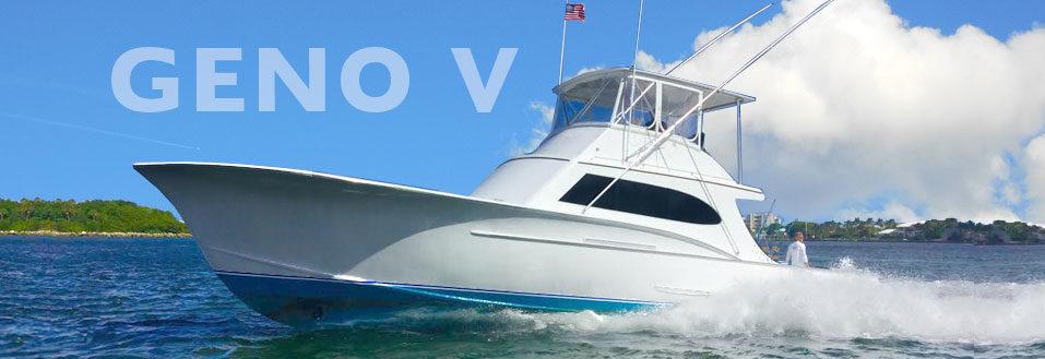 Geno 5 Sportfishing Boynton Beach FL